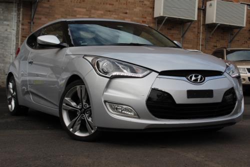 2014 Hyundai VELOSTER FS MY15 +