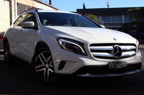 2016 Mercedes-Benz GLA180 X156 GLA