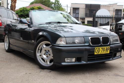 1997 BMW 3 E36 28i HIGH-LINE