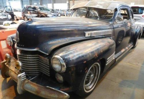 1941 Cadillac SERIES 62 62 Fastback