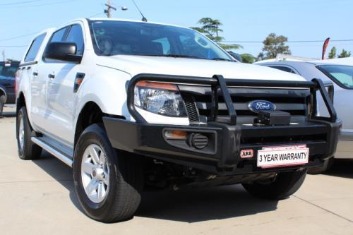 2012 ford ranger px xl 3 2 4x4