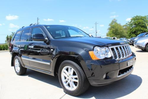 2010 jeep grand cherokee wh overland 4x4. Black Bedroom Furniture Sets. Home Design Ideas