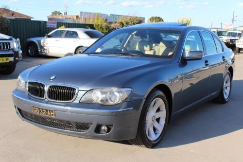 BMW I E MY UPGRADE I - 2005 bmw 740i