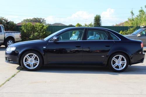 2007 audi a4 b7 my06 upgrade 2 0 tfsi quattro. Black Bedroom Furniture Sets. Home Design Ideas
