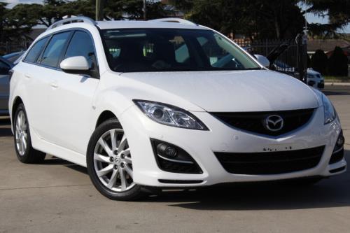 2012 Mazda MAZDA6 GH MY11 DIESEL