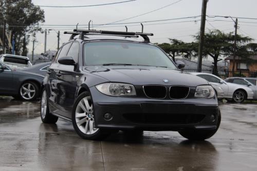 2006 BMW 1 E87 20i