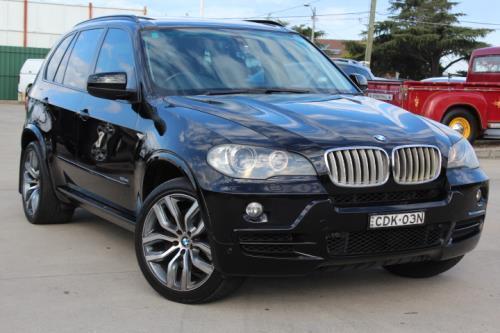2008 BMW X5 E70 3.0sd