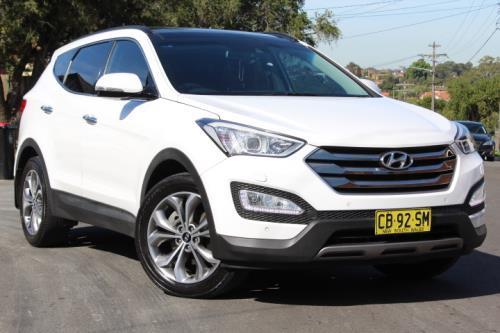 2014 Hyundai Santa Fe DM HIGHLANDER CRDi (4x4)