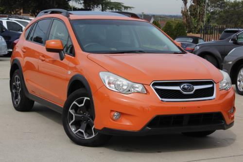 2012 Subaru XV MY13 2.0i-L