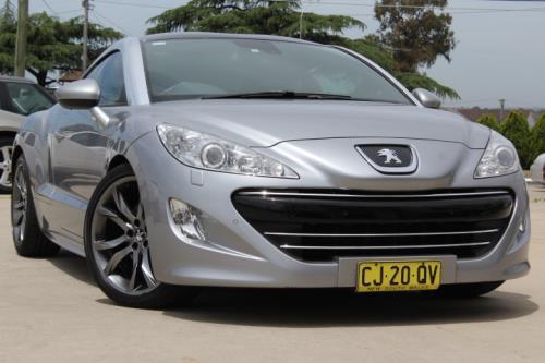 2012 Peugeot RCZ  1.6T