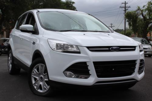 2014 Ford KUGA TF Trend AWD
