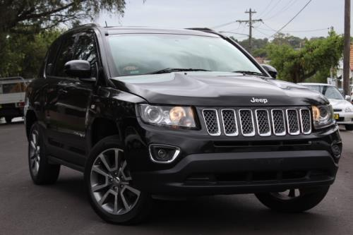 2015 Jeep Compass MK MY14 LIMITED (4x4)