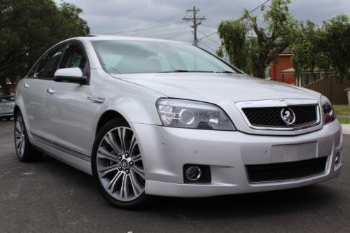 2015 Holden CAPRICE WN V
