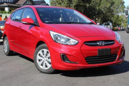 2015 Hyundai Accent RB2 ACTIVE