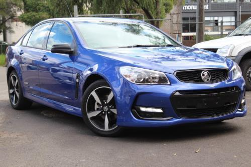 2016 Holden COMMODORE BLACK EDITION VF II SV6; BLACK EDITION