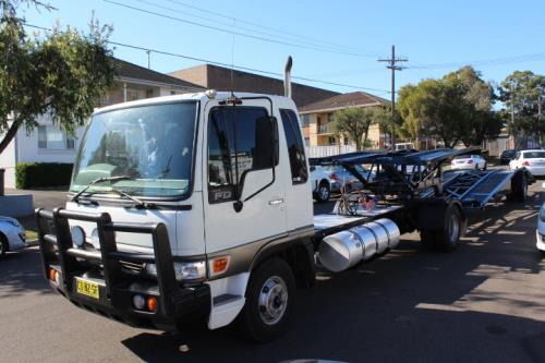 1998 HINO FD500 CAR CARRIER FD500 PRIME MOVER